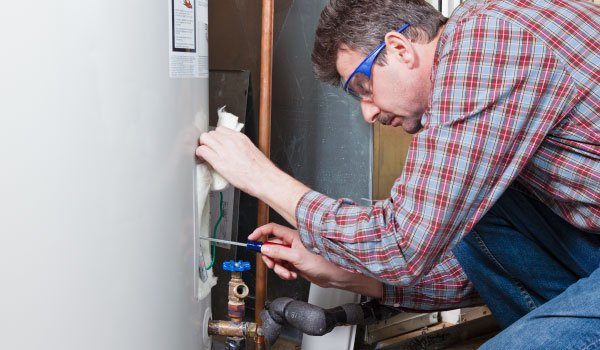 Schedule water heater installation today